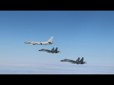 Chinese Foreign Ministry responds to ROK's military jet complaint