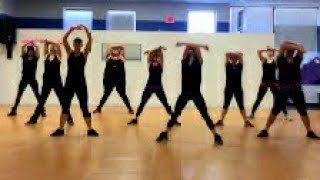Michael Buble - Feeling Good - Zumba Routine - Cool down