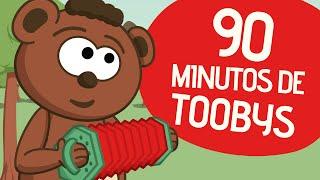 Canciones infantiles populares | Un elefante se balanceaba y otras | Toobys