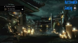 Mortal Kombat X Trophy Guide Jump Ship