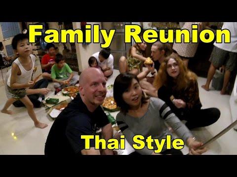 My Thailand Family Reunion Bangkok  V148