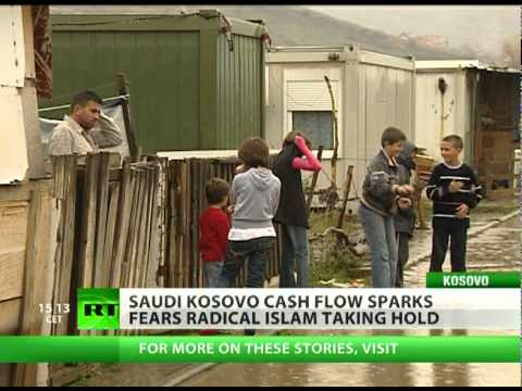 Saudi cash for Kosovo sparks fears radical Islam taking hold