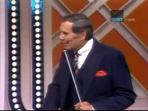 Match Game '78 - The Marriage of Brett Somers and Jack Klugman