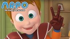 ARPO The Robot For All Kids - Prank War | | 어린이를위한 만화