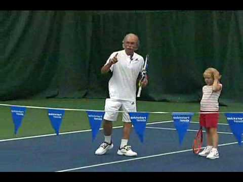 Youth Tennis - Ages 7 & 8: Roll Ball