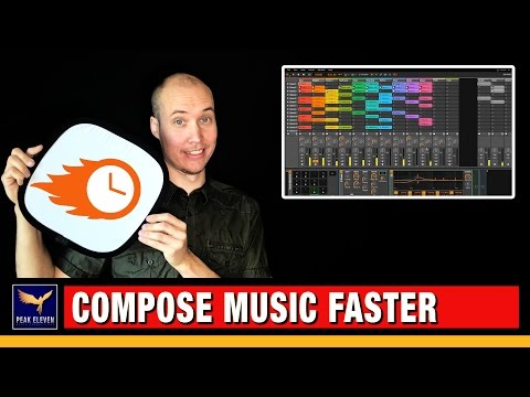 How to Compose Music - Fast and Easy