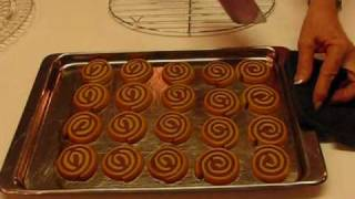 Betty's Christmas Pinwheel Cookies