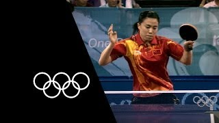 Wang Nan - 5-Time Table Tennis Champion | Olympic Records