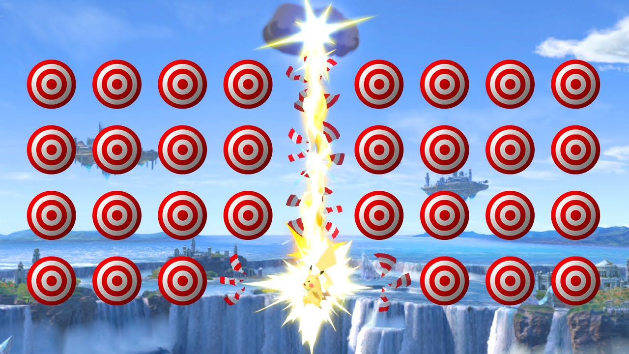 What if Break The Targets was in Smash Ultimate?