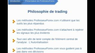 Forex, Formation Forex