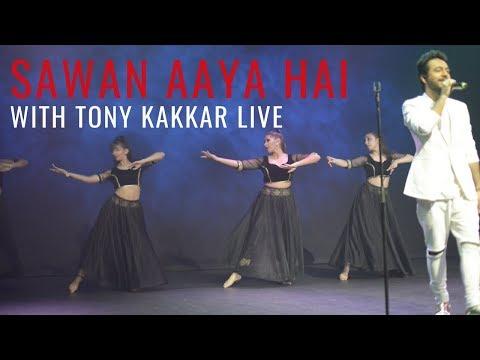 Sawan Aaya Hai Dance Performance with Tony...