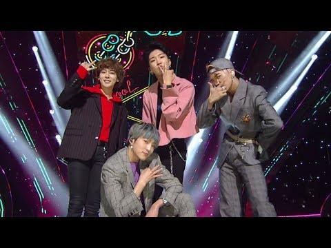 《EXCITING》 WINNER(위너) - EVERYDAY @인기가요 Inkigayo 20180415