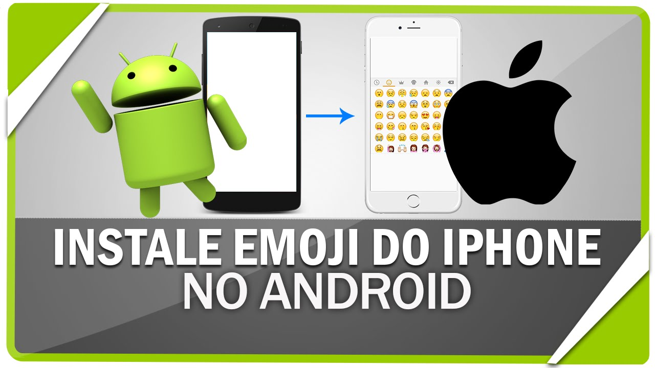 iphone emoji on android como instalar emoticons emoji do iphone no android 15253