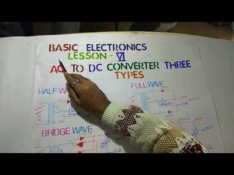 Basic Electronics Lesson 6