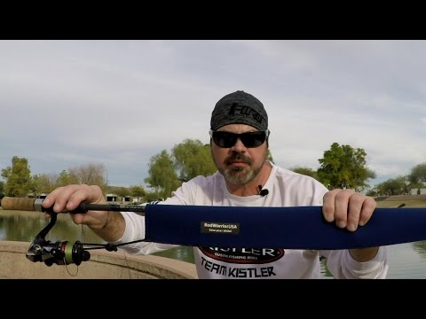 Protect Your Fishing Rods - New Custom Rod Sleeves