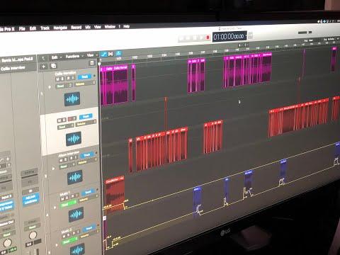 Editing & Mixing