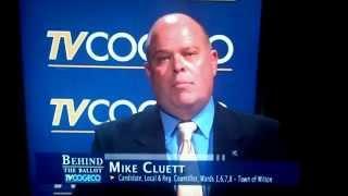 Mike Cluett TV Cogeco 2014