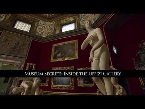 Museum Secrets: Inside the Uffizi Gallery, Florence (Trailer)