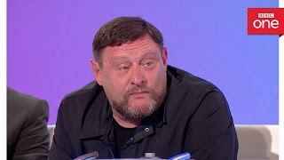 Has Shaun Ryder really taught his cat to wink? - Would I Lie to You? Series 10 Episode 7 - BBC One