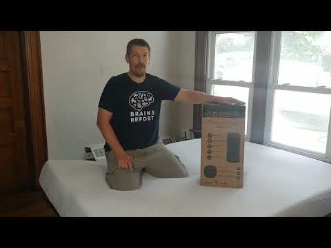 Soundcast VG5 Bluetooth Speaker Unboxing