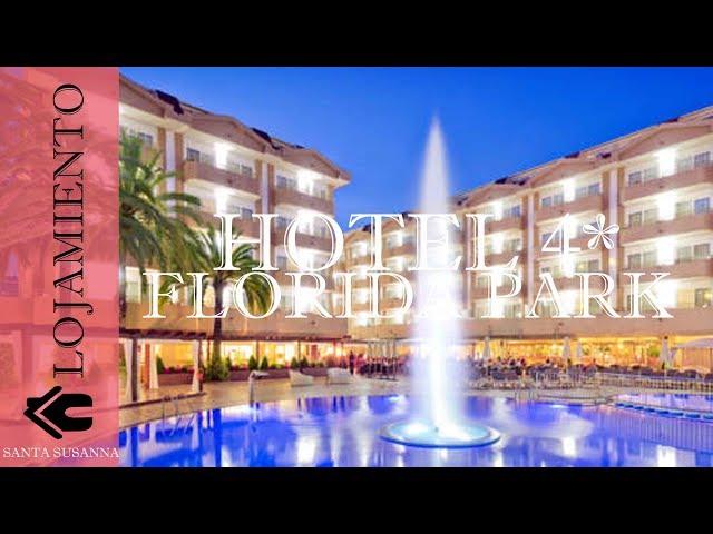 Hotel Florida Park 4* Santa Susanna