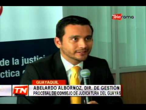 6% de audiencias fallidas en materia penal durante el 2014 en Guayas