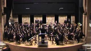 Juan Avila - Banda de Música de Don Benito. Concierto de Santa Cecilia 2012 (6/6)