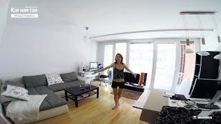 Обзор квартиры где мы живем в Любляне (Словения)(, 2014-06-04T12:09:46.000Z)