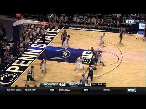 Michigan State at Penn State - Men