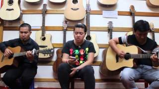 Sway (Acoustic)_Max Guitar Club