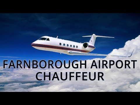 Farnborough Airport Chauffeurs