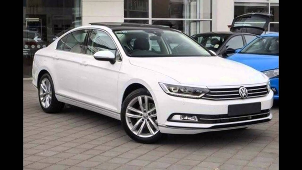 2016 volkswagen passat pure white youtube. Black Bedroom Furniture Sets. Home Design Ideas