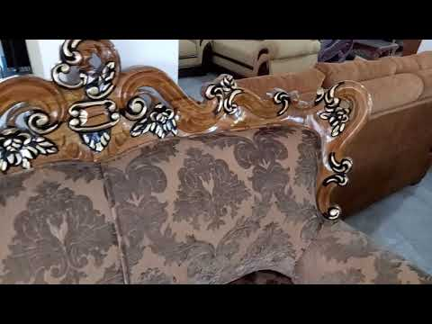 """Best sofa ccollection in Bangladesh""""Victorian Sofa set by Furniture Mela"""""""