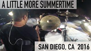 A Little More Summertime @ Sleep Train Amphitheater San Diego CA