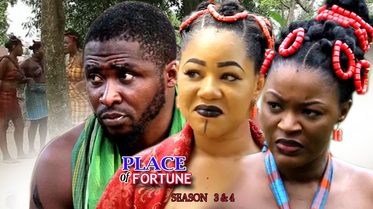 Download Place Of Fortune Season 3 $ 4 - Movies 2017   Latest Nollywood Movies 2017   Family movie