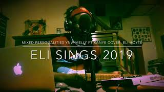 Mixed personalities YNW Melly ft Kanye cover: Eli Hoyte
