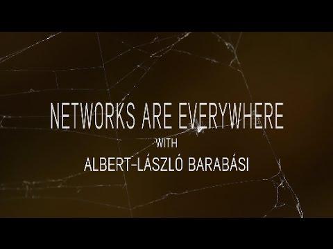 Networks are everywhere with Albert-László Barabási