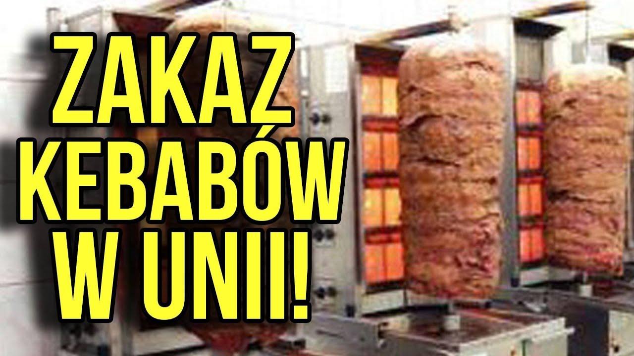 TO SIĘ DZIEJE: Unia Europejska i Zakaz Sprzedaży Kebabu w Europie.
