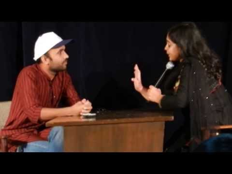 SuperHit Funny Hindi comedy One act play with subtitles: Mer
