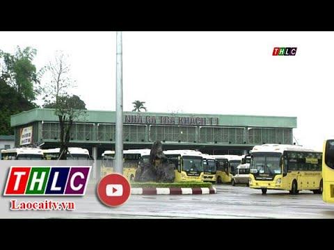Lào Cai cho phép hoạt động vận chuyển khách nội tỉnh và liên tỉnh trở lại  THLC
