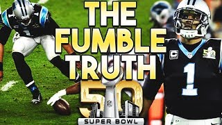 The REAL REASON Cam Newton DIDN'T Dive on the Fumble in Super Bowl 50