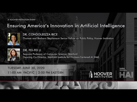 Ensuring America's Innovation In Artificial Intelligence