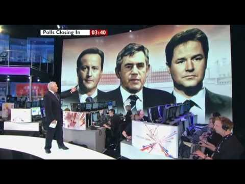 BBC - UK Election 2010 theme and opening