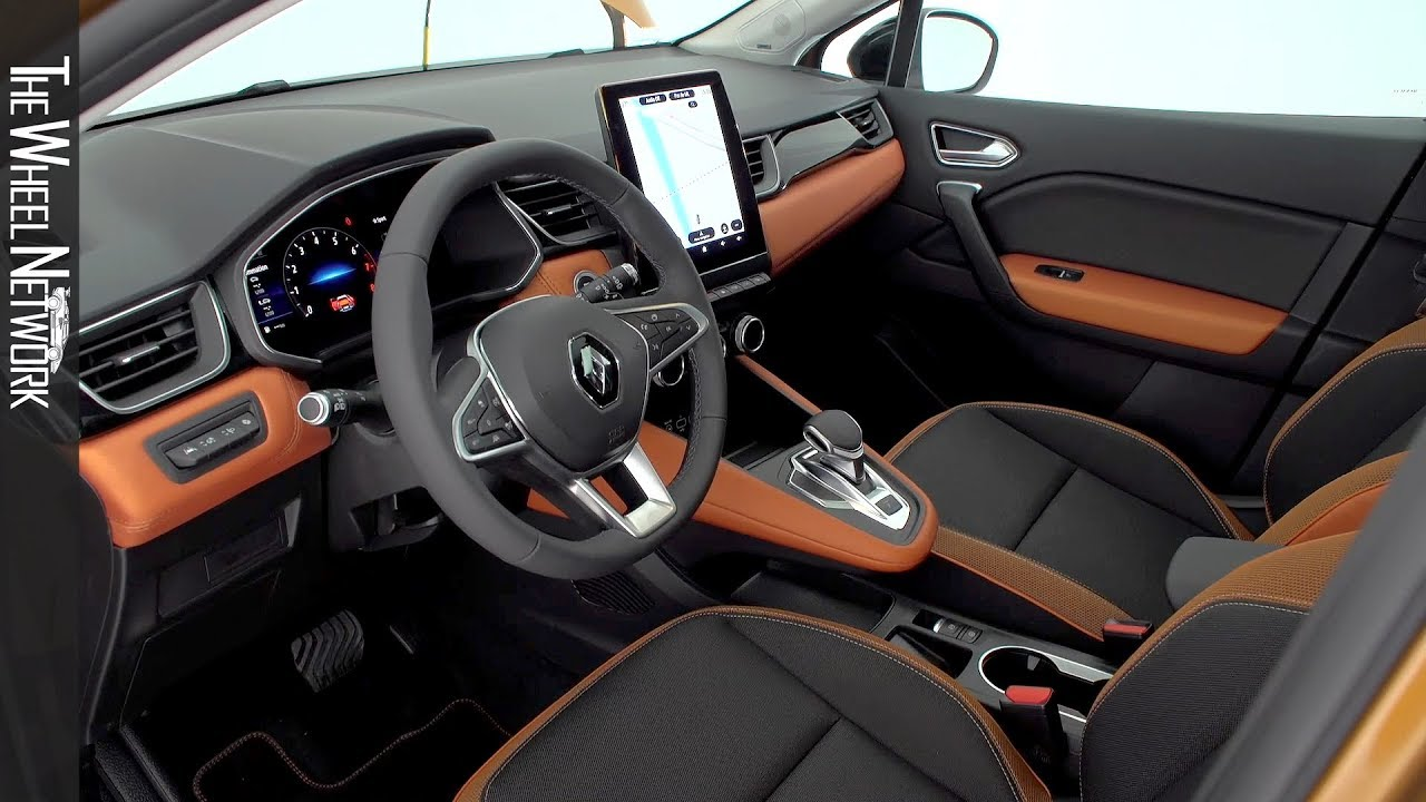 Renault Captur 2020: Interior, Price, Redesign, And Specs >> 2020 Renault Captur Interior