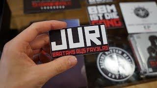 JURI - BRATANS AUS FAVELAS (Ltd. Gang-Box) UNBOXING