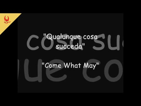 Come What May (traduzione italiano) - Ewan McGregor Nicole Kidman
