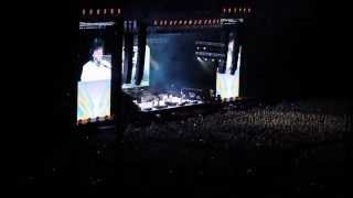 Queenie Eye - Paul McCartney Out There Tour (3-May-2015 in Seoul, Korea)