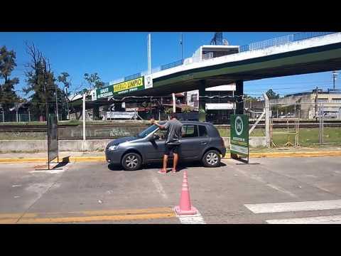 Examen de manejo. Municipalidad de Merlo (2017-02-20)