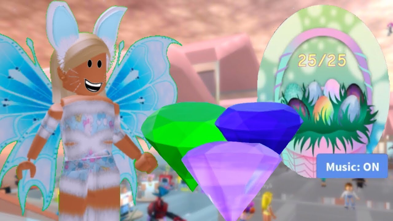 All Easter Eggs In Missmudmaam And Angelicmou S Homestores Royale