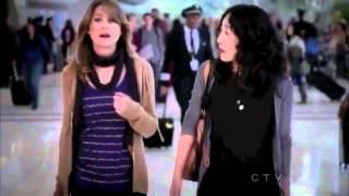 """Grey's Anatomy 8x20 """"Opening Airport Scene"""""""